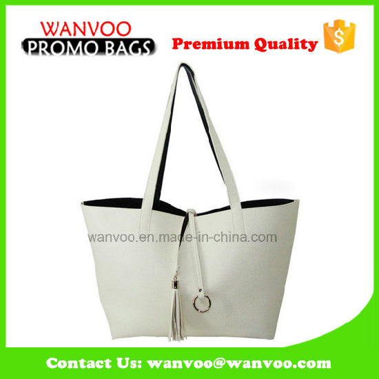 fashion Ladies Hand Bag PU /PVC for Evening Party pictures & photos