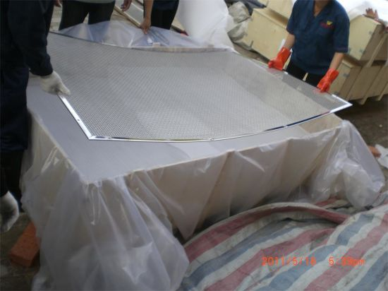 Tec-Sieve Stainless Steel Crimped Wire Mesh