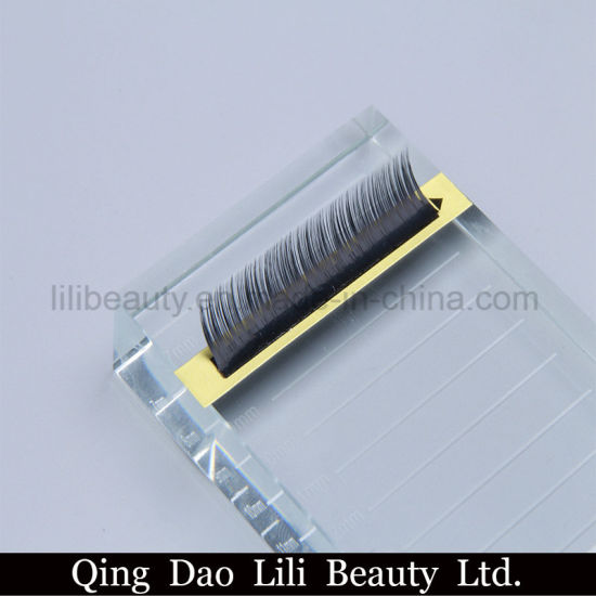 Korea PBT Silk Eyelash Extension Thick Individual Lash Extension pictures & photos
