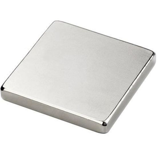 Super Strong N38m Rare Earth Block Neodymium Magnet for Printer