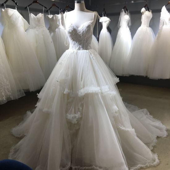 Sexy Fashion Ladies Girl Women Clothing Aparel Bridal Wedding Dress S0027