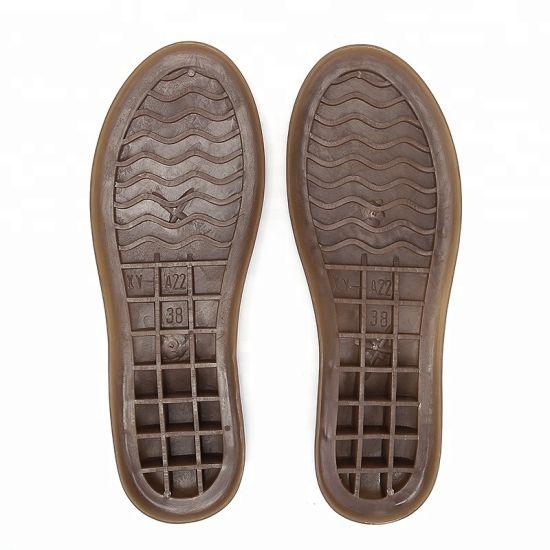 Woman Shoe Making Wholesale TPR Sole
