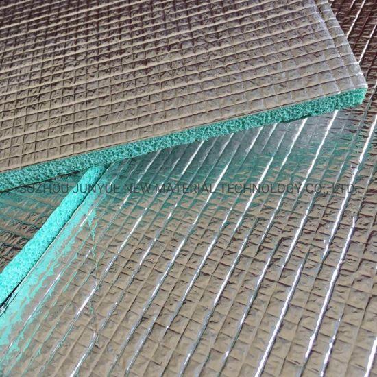 As1530.2 Australian Standard Foil XPE Foam Cell Heat Insulation 1.35X22.25m 4mm