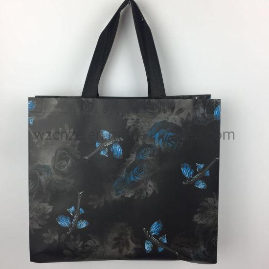 Reusable Supermarket Eco Non Woven Shopping Bags