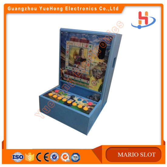 China High Quality Redemption Coin Pusher Lottery Game