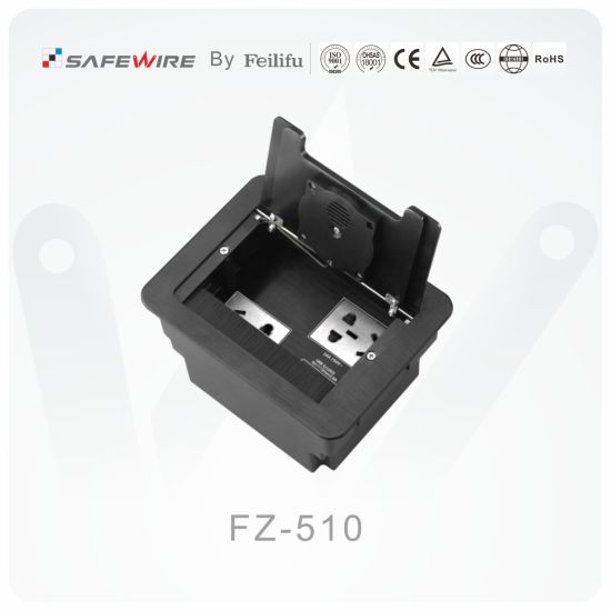 IEC60886 Standard Mobile Phone Wireless Charging Desktop Socket/Table Modular