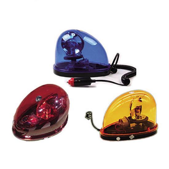Super Bright Hazard Halogen Rotating Beacon Emergency Warning Light