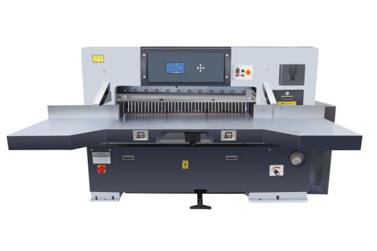 Used Paper Cutter for Sale, Electric Guillotine Paper Cutter, Manual Paper Cutter (QZYX1150D)