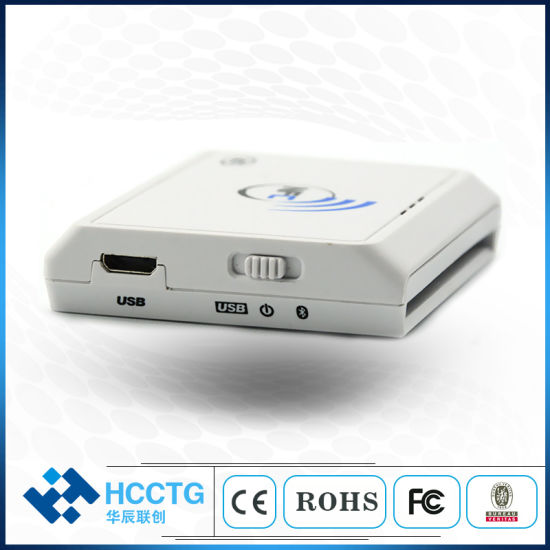 China 13 56MHz ISO14443A NFC Smart Mpos Bluetooth Mobile