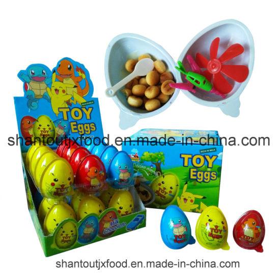 Big Toy Chocolate Egg 15 G