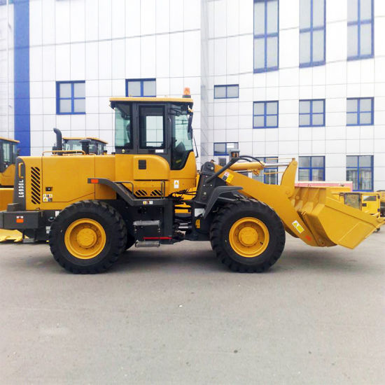 CE Approved 12t 8128h Wheel Loader with Cheap Price