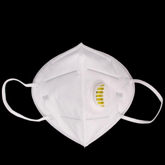 Mask Niosh Three Face N95 With Valve Dust Layers Mining