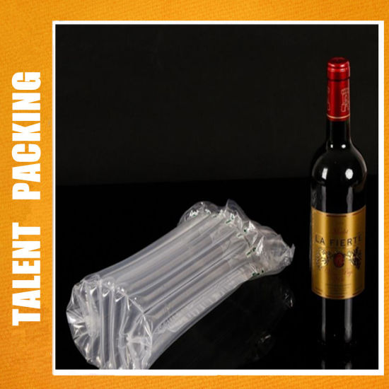 PE/PA Clear Inflatable Air Dunnage Bag for Container Protection Packaging pictures & photos