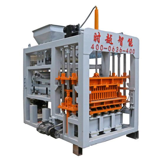Qt6-15 Price List of Concrete Block Making Machine