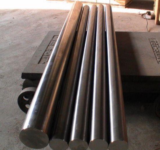 Preservative Tc4 Gr5 Alloy Titanium Round Bar in Titanium Metal Stock