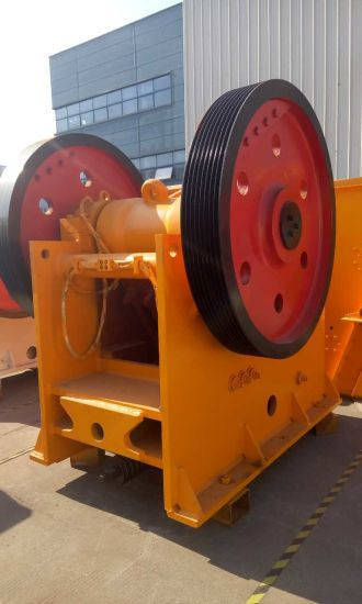 Jaw Crusher as The Primary Crusher in The Stone Crushing Line Quarry Plant pictures & photos