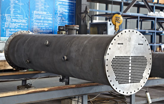 High Efficiency Flooded Screw Style Chiller for Industry Chilling pictures & photos
