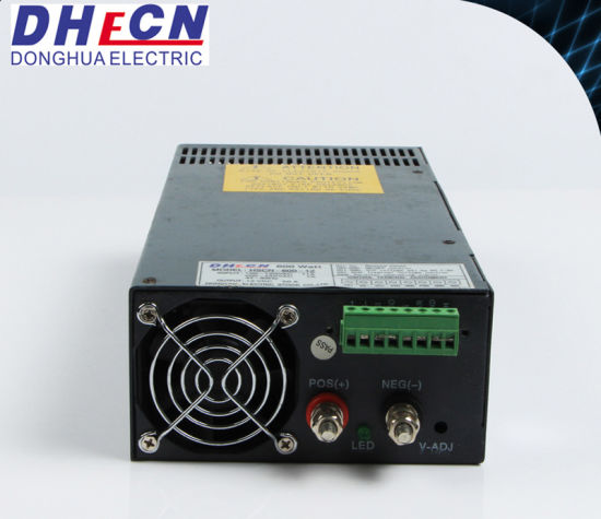 China 600W Single Output Switching Power Supply with Parallel ...