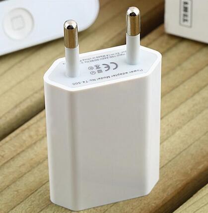 5V 1A Power Charger Charging Adapter Au EU UK Us Plug RoHS UL Ce FCC Approvals