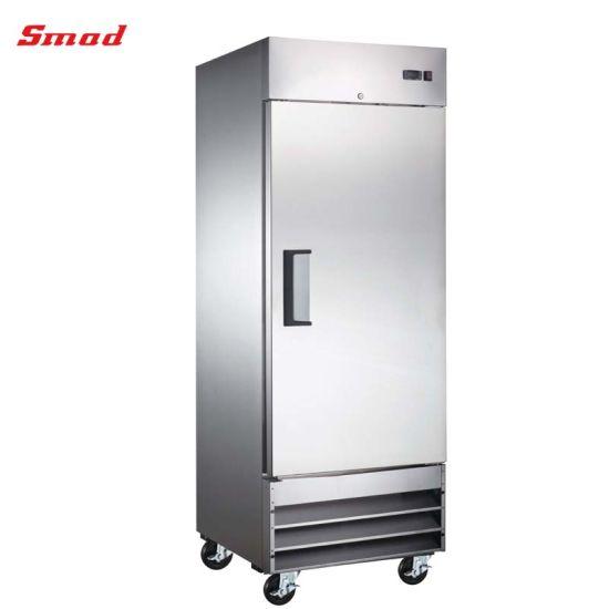 304 Stainless Steel Commercial Refrigeration Equipment Restaurant Kitchen Freezer Refrigerator