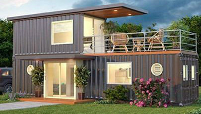 Prefabricated Container House with Good Quality and Competitive Price pictures & photos