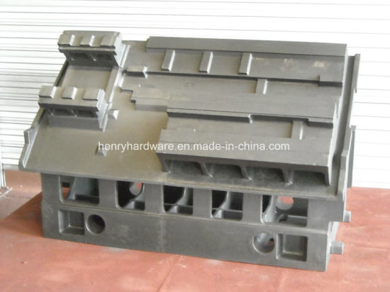 Castings of Machine Table, Machine Housing, Machine Casing, Machine Bed & Machine Body pictures & photos