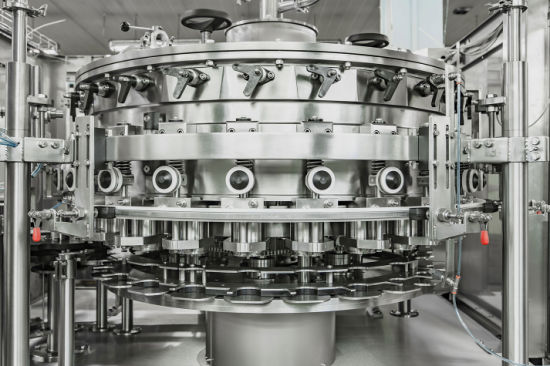 Pet or Aluminium Cans Filling Capping Machine for Carbonated Drink