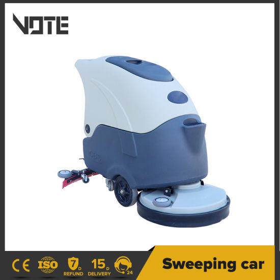 China Terrazzo Floor Cleaning And Washing Scrubber Dryer