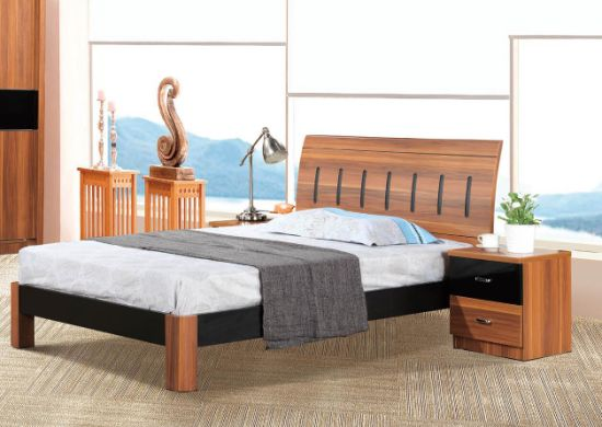 One or Two Persons Bedroom Suit Furniture pictures & photos