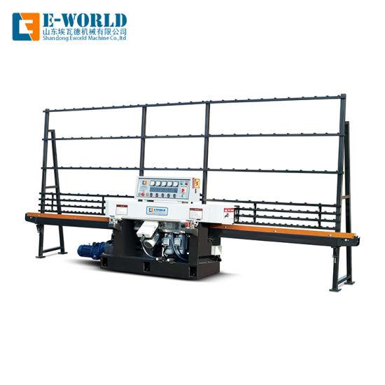 E-Ld4325 4 Spindles Glass Edging Machine with Glass Polish Machine