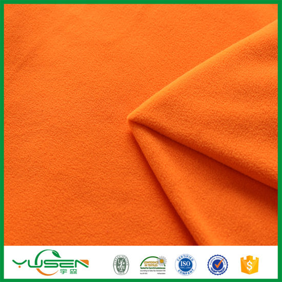 Super Soft Warm Keep Anti Pilling Polar Fleece for Outdoor Cloth pictures & photos