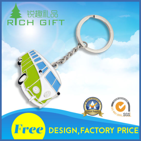 China Promotional Metal/PVC/Leather Multifunctional