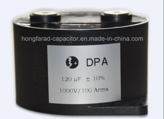 Power Dpa Dry Type Plastic Case Capacitor with DC Link for Inverters, Wind Power Solar Power pictures & photos