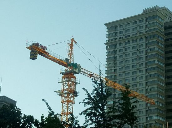 Dahan Qtz50 (5008) Top Kit Tower Crane
