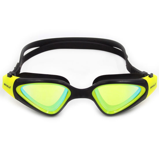 China 100% UV Protected Anti-Fog Coated Color Mirrored Lens