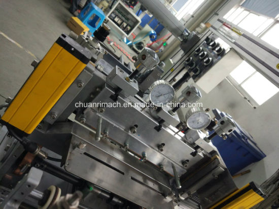 Asynchronization Gap Die Cutting Machine with Trepan Pin System pictures & photos