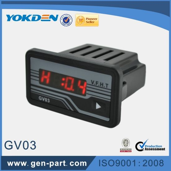 Gv03 Generator Digital Voltage Meter Supplier pictures & photos