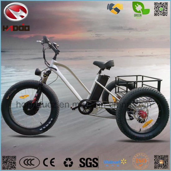 Thanks for three wheeler 5 speed adult bike