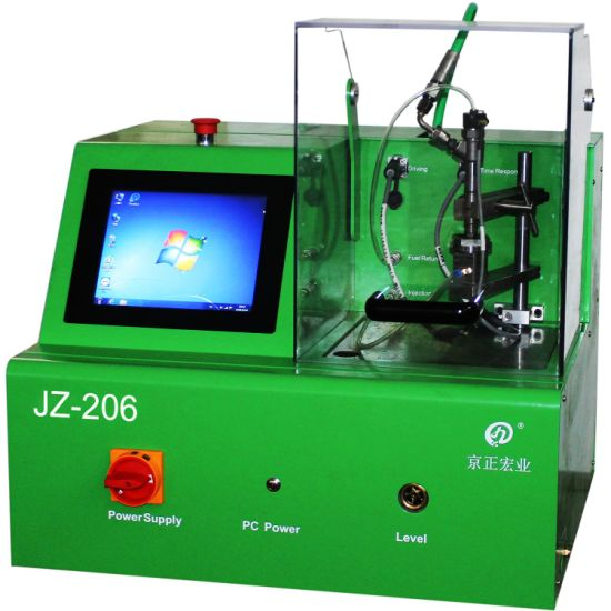 Common Rail Test Bench for Diesel Injector Test