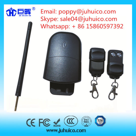 China Universal Rf 12v24v 2 Channel Gategarage Door Remote Control
