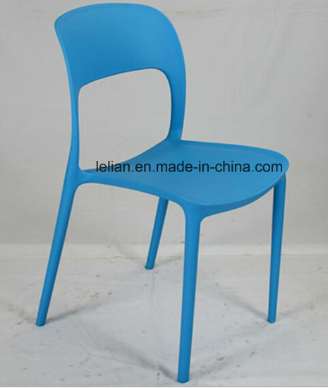 China Moulded Pp Chair For Outdoor Garden Furniture Ll 0063