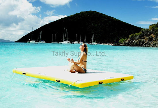 PVC Inflatable Floor Jumping Air Track Mat