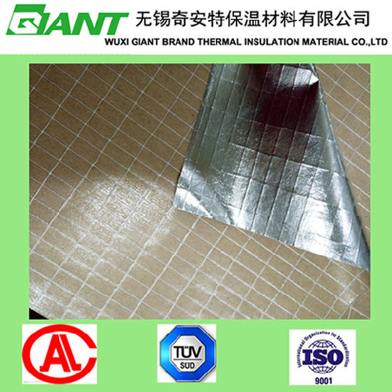 Aluminum Foil Facing for Rockwool pictures & photos