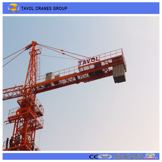 Hight Quality Top Kits Tower Crane Construction Machinerytower Cranes pictures & photos