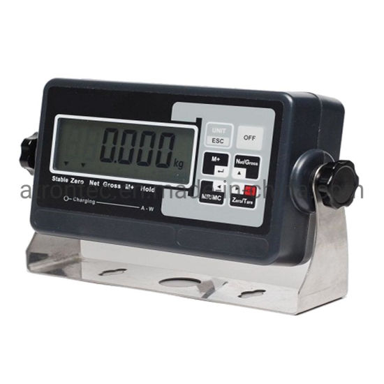 Compact Design LCD Display Weighing Scale Indicator