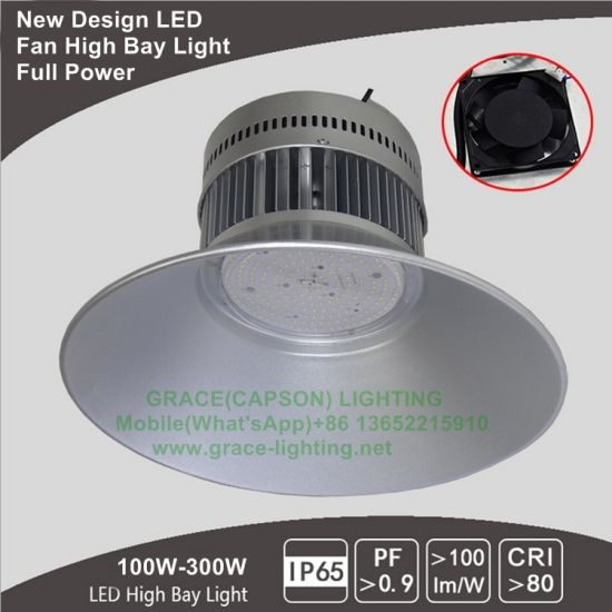 High Bright LED 300W High Bay Lights Meanwell Driver Pendant Lamp (CS-GKD014-300W)