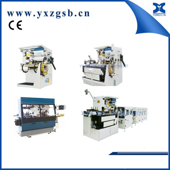 Automatic Welder Welding Machine of Aerosol Spray Tin Can pictures & photos
