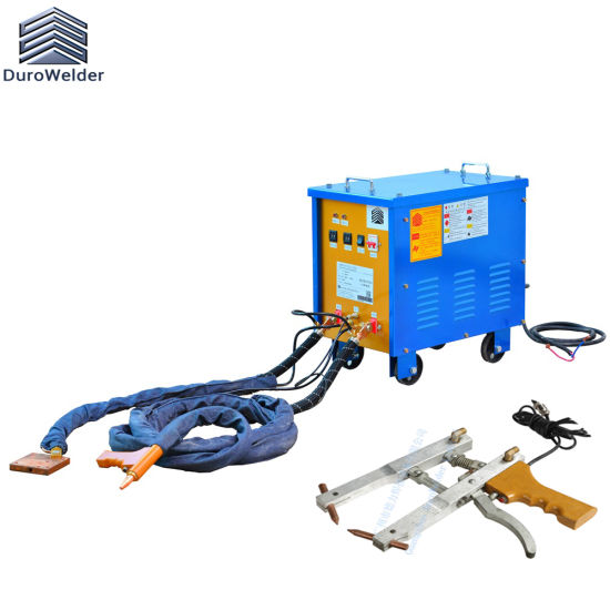 China Automotive Electric Resistance Spot Welder Portable Spot Welding Machine China Hand Hold Welding Machine Hand Hold Spot Welding Machine