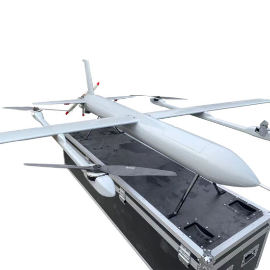 Fixed Wing Uav for Civilian Use Real - Time Kinematic (RTK) pictures & photos
