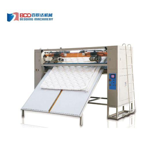Model Bcb Mattress Panel Fabric Cutting Machine China